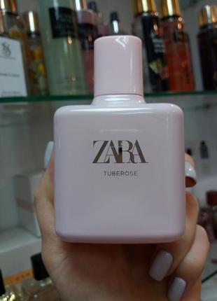 Zara tuberose / парфюм / духи / оригінальні парфуми !!