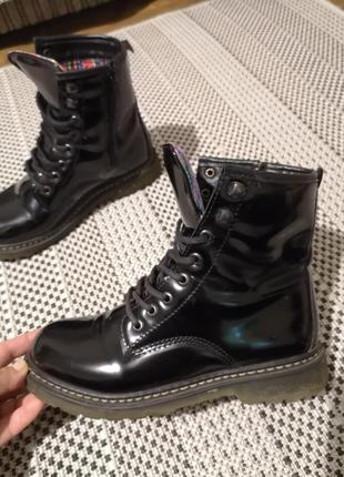 Ботинки на шнуровке lcwaikiki