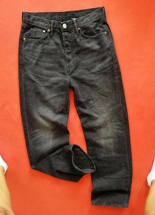 Красивые широкие мужские джинсы h&m 29/34 в новом состоянии