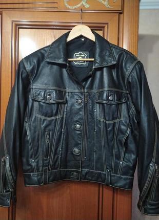 Кожаннная куртка
