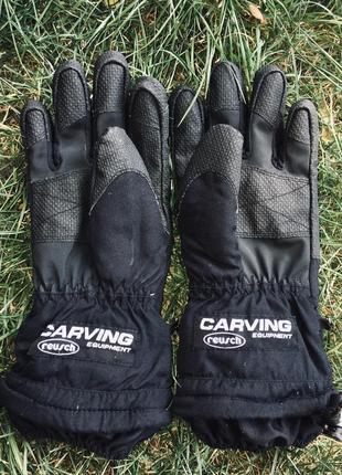 Топовые перчатки reusch + reflective