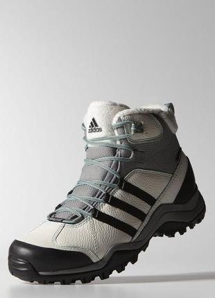 Женские ботинки зимние туристические adidas climaheat winter hiker ii climaproof   m17332