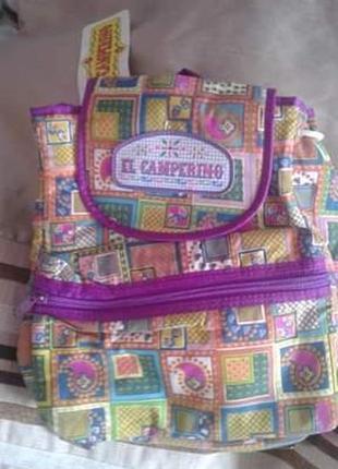 Рюкзачок для дівчинки