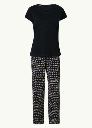 Пижамка от marks&spencer из англии. размер 12-14