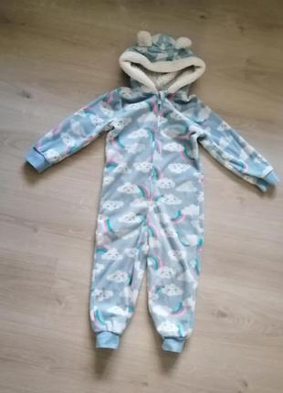Человечек слип пижама george на 3-4 года