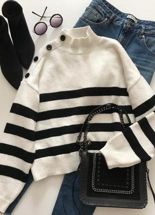 Трендовый свитер в стиле оверсайз от primark