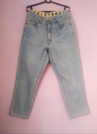 Классные джинсы италия высокая посадка