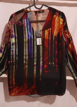 Блуза цветная американского бренда marciano by guess
