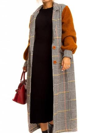 Женское пальто y.two (италия) размер m-l