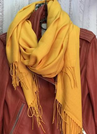 Хит!!!новые цвета🍂кашемировый палантин/шарф