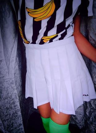 Прям слов нет,какая вещица!юбка fila original