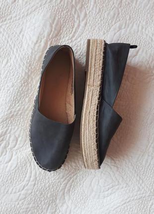 Слипоны туфли мокасины