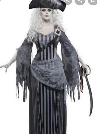 Карнавальный костюм пиратка,на хэллоуин с-м