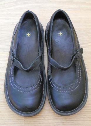Dr. martens 38 р, 24 см, кожаные туфли босоножки мартинсы, натуральная кожа