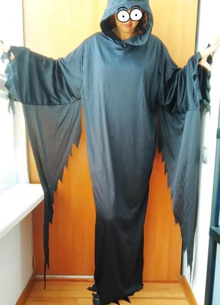 Карнавальный костюм призрак👻, смерть на хэллоуин