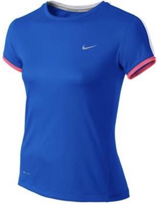 Оригинальная спортивная футболка nike dri-fit