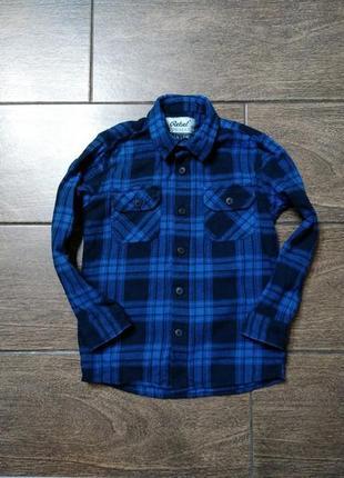 Тёплая рубашка # рубашка