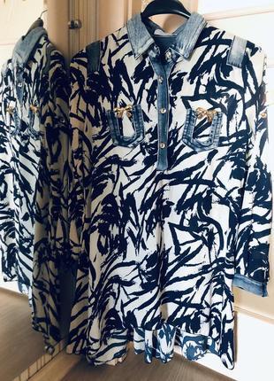 Рубашка - платье