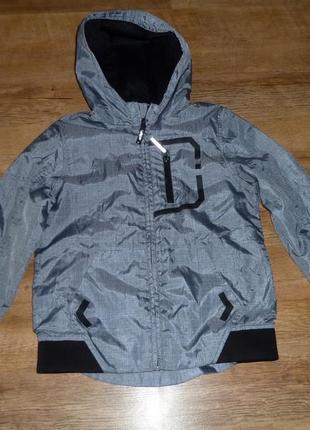 Куртка, ветровка rebel на 8-9 лет  длина