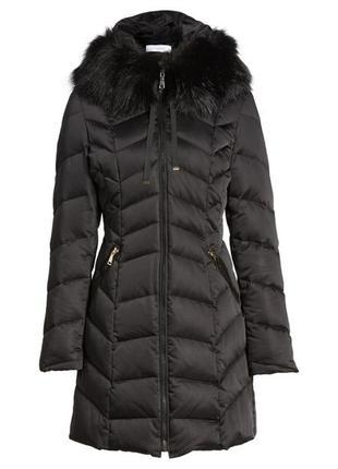 Tahari.пуховое пальто