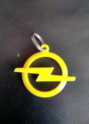 Брелок с логотипом