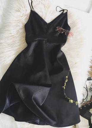 Шикарна вечірня сукня з вирізом від h&m