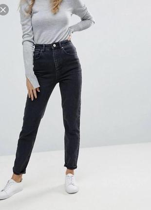Новые винтажные джинсы мом бойфренд (levi's diesel)