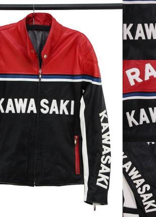Мото куртка kawasaki