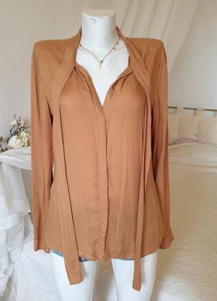 Базовая рубашка блуза