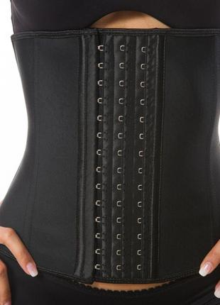 Корсет женский латексный утягивающий под грудь