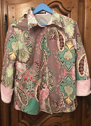 Цветная рубашка betty barclay