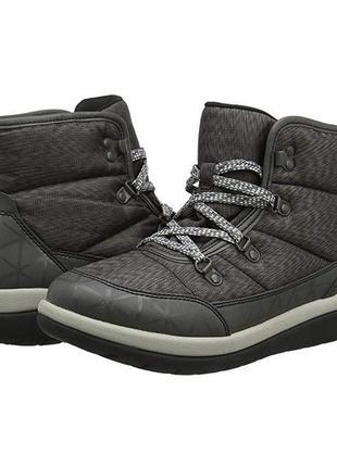 Ботинки clarks cabrini р. 41 женские зимние ботинки