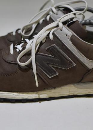 Кроссовки new balance 576 vintage made in england leather casual