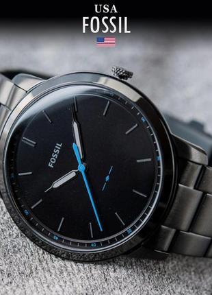 - 40% | мужские часы fossil the minimalist fs5308 (оригинальные, новые с биркой)