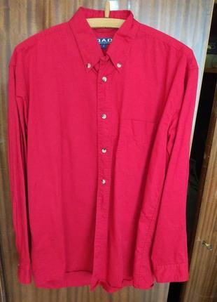 Рубашка красная. испания