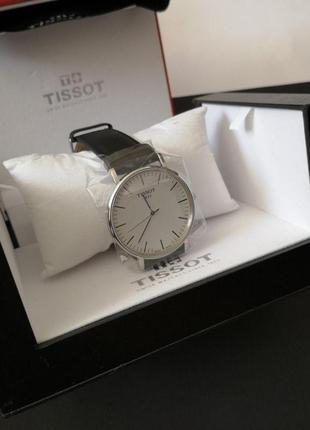 Мужские часы tissot everytime big gent t109.610.16.031.00
