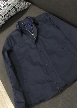 Короткая холщовая куртка scotch & soda