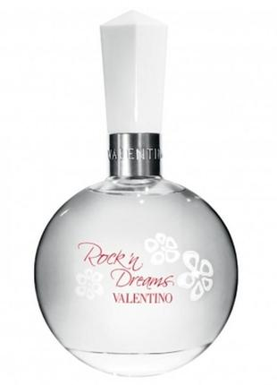 Парфумированая вода оригинал! rock`n dreams valentino