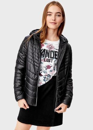 Куртка чёрная ostin