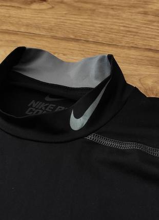 Inmundicia enemigo quemar  Компрессионная кофта nike pro combat core compression ls mock 2.0 Nike,  цена - 260 грн, #26987720, купить по доступной цене   Украина - Шафа