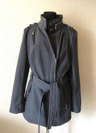 Куртка-плащ софтшел от michael kors