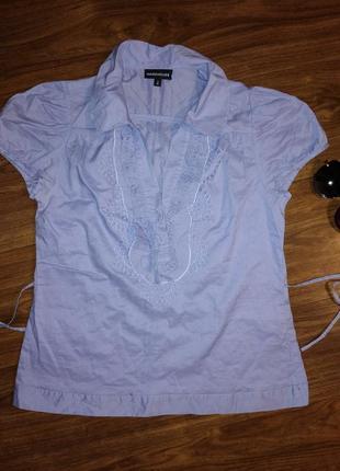 Натуральная хлопковая блуза оригинал