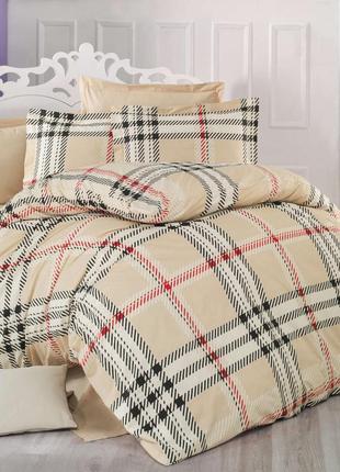 Burberry style, уютное и модное постельное белье в клетку