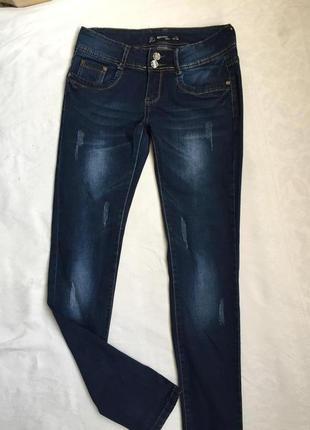 Супер джинсы стреч жен раз s (44)