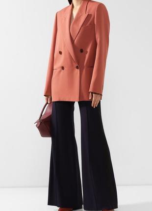Двубортный пиджак р.xxl