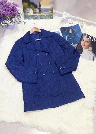 ☔стёганая куртка ☔ на тёплую осень 🌞👌