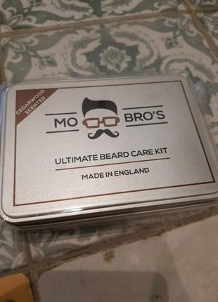 Тревел набор для барбера с англии mobros