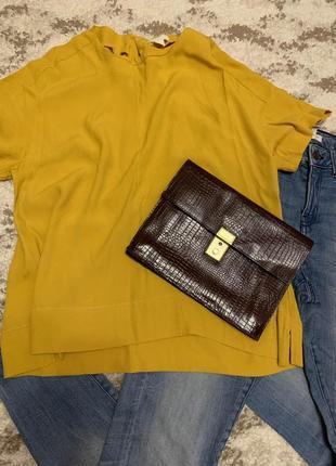 Фирменная сумка клатч leather fashion,яркая деловая сумочка