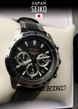 - 53% | мужские часы хронограф seiko ssb033p1 (оригинальные, новые с биркой)