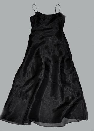 Концертное платье, вечернее платье из органзы